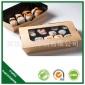 牛皮��鬯究ê惺称贩烙图�盒一次性折�B餐盒�做可降解Sushi Box